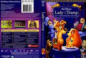 Lady U0026 The Tramp Anniversary Edition Movie Dvd Scanned