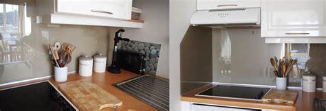 crédences de cuisine en verre laqué sur mesures crédence en verre sur mesure pour cuisine righetti