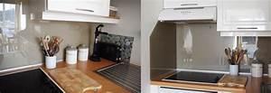 Credence Verre Sur Mesure : cr dence en verre sur mesure pour cuisine righetti ~ Dailycaller-alerts.com Idées de Décoration