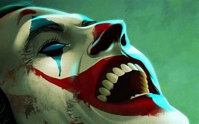 Face Happy Joker Wallpapers 4k Put Coringa