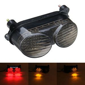 smoke zx9r 98 05 led tail light turn signal zx6r 98 02 for kawasaki zzr600 05 07 ebay
