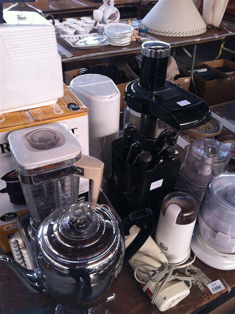 Kitchen Appliances Auction by Kitchen Appliances At Estate Auction Kramer Vintage