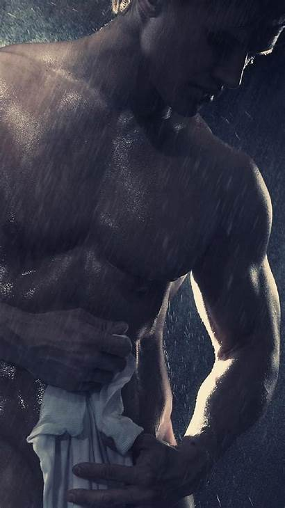 Iphone Shower Wallpapers Muscular Under