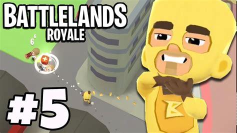 amazing victory royale  banana man battlelands