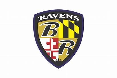 Ravens Coat Baltimore Shield Arm Vector Arms