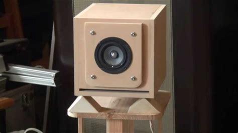 mr takada s enclosure tang band 8cm range speaker
