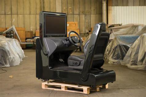 siege simulateur de conduite simulateur de conduite boite de vitesses bmp 6 pour salons 2