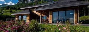 Ossature Bois Maison : scmc maisons ossature bois savoie 73 et haute ~ Melissatoandfro.com Idées de Décoration