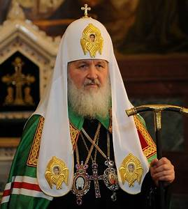 RUSSIA Patriarch Kirill against gay marriage and the ...