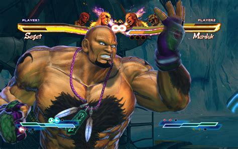 Street Fighter X Tekken Review Capsule Computers