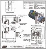 pictures of monarch hydraulic pump parts diagram