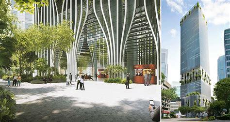 Raffles Place Mixed Use Development Singapore