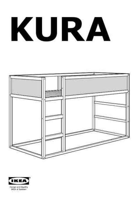 ikea kura keerbaar bed furniture download manual for free