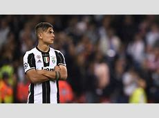 Dybala not worth as much as Neymar Chiellini FourFourTwo
