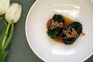 Japanischer Spinat Pflanze : spinat mit sesamsauce hourensou no goma ae glutenfreeme ~ Frokenaadalensverden.com Haus und Dekorationen