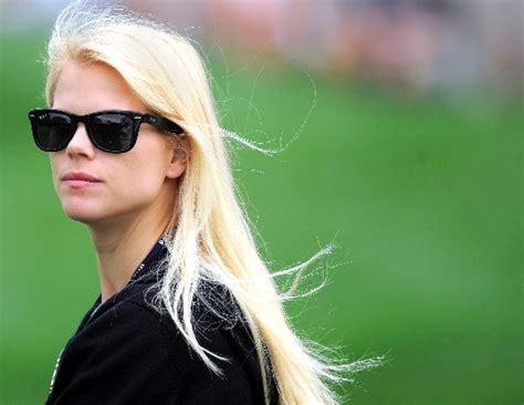 Elin Nordegren, the Wife of Famed and Shamed Golfer Tiger ...