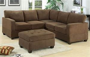 Small sectional sofas for small spaces small 2 pc corner for Sectional couch in small room