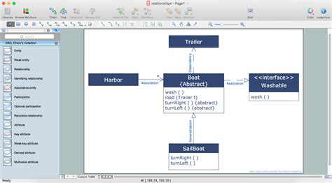 Connect To Power Bi Templates D365 by Entity Relationship Diagram Software Professional Erd