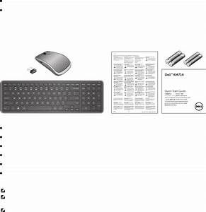 Download Dell Computer Keyboard Km714 Manual And User