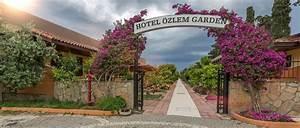 zuhause ozlem garden hotel With katzennetz balkon mit özlem garden hotel side