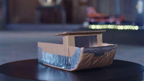 Small Cardboard Boat Designs by Trailer Design And Build A Cardboard Boat