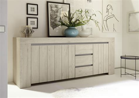 Sideboard And Display Cabinet by Monza Sideboard Beige Finish Sideboards Display