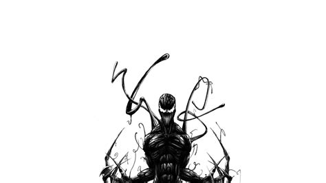 Venom Logo Hd Wallpaper