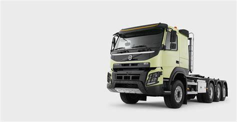 truck volvo volvo fmx a true construction truck volvo trucks