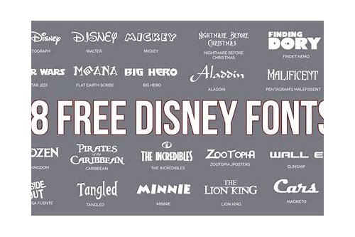 Download font disney for android :: oriccike