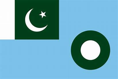 Pakistan Force Air Svg Ensign Wikipedia Pakistani