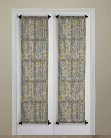 curtain idea  rod  top  bottom  dress