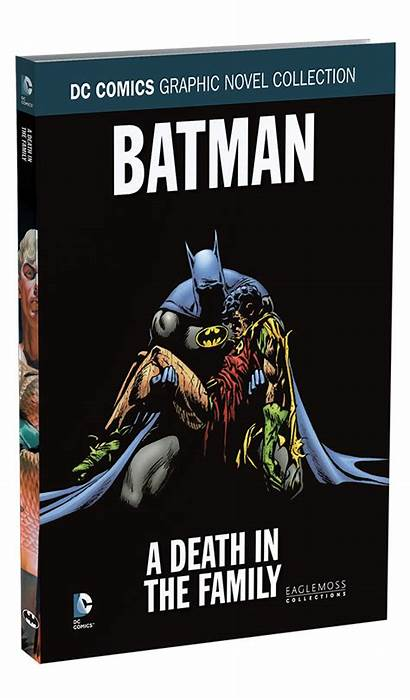Eaglemoss Batman Dc Graphic Novel Death Comic