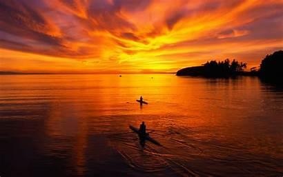 Sky Skies Wallpapers Funny Sun Dawn