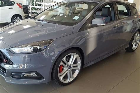 Cars For Sale St by 2018 Ford Focus St 3 Hatchback Petrol Fwd Manual
