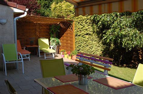 amenagement terrasse photo 1 8 couleurs acidul 233 es pour