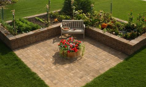 patio flower beds pictures of patios with fire pits raised flower beds for patios patio with raised garden beds