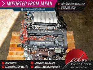Jdm Mitsubishi 3000gt 6g72