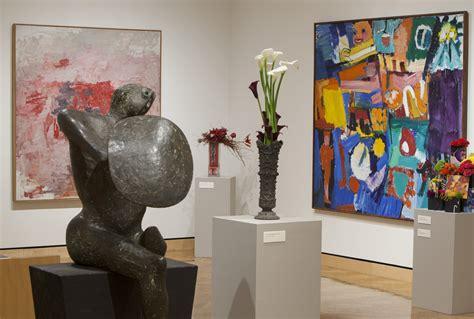 mias art  bloom fills  galleries  scent