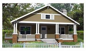 Small Craftsman Bungalow House Plans — BUNGALOW HOUSE