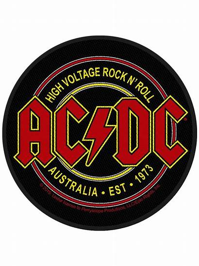 Dc Ac Voltage Rock Band Roll Acdc