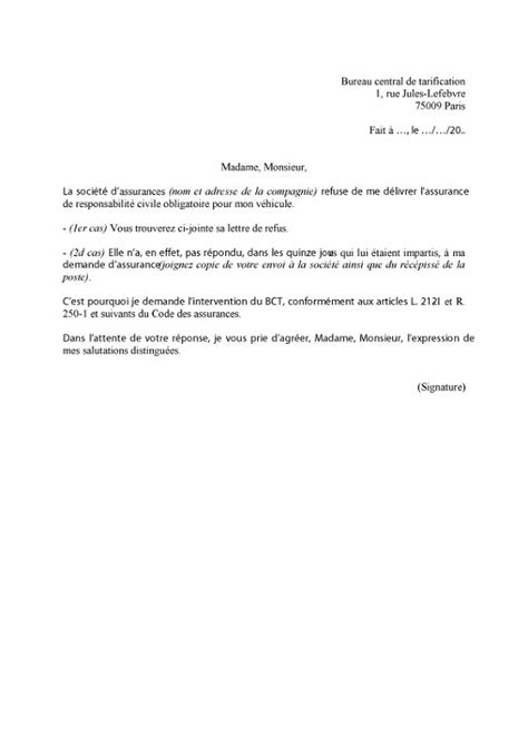 bureau central de tarification bureau central de tarification frais bureau central de