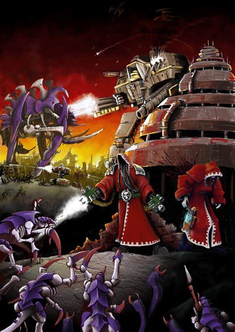 tyranid attack image warhammer  tyranids group mod db