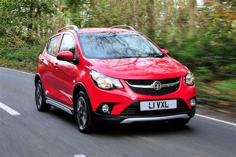 2018 Vauxhall Viva Rocks first drive: rugged city car ...