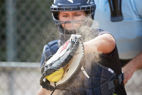 Softball Catcher Skills: Receiving | PRO TIPS by DICK'S Sporting Goods