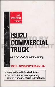 1996 Npr  U0026 W4 Gas Repair Shop Manual Original