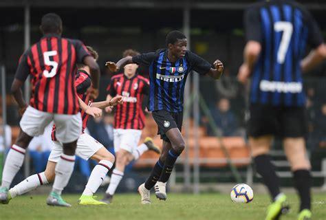 Under 15 Serie A e B, Inter-Milan 0-1 | News