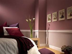 Wandgestaltung Schlafzimmer Lila : mit led gips und styropor stuckleisten dekorieren 20 ideen ~ Markanthonyermac.com Haus und Dekorationen