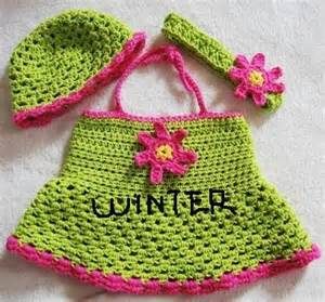 Free Baby Crochet Patterns for Dresses