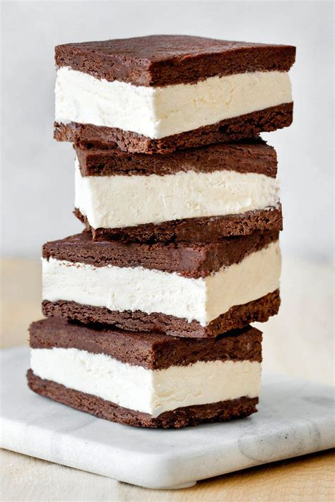 nyt cooking  ice cream sandwiches   perfect