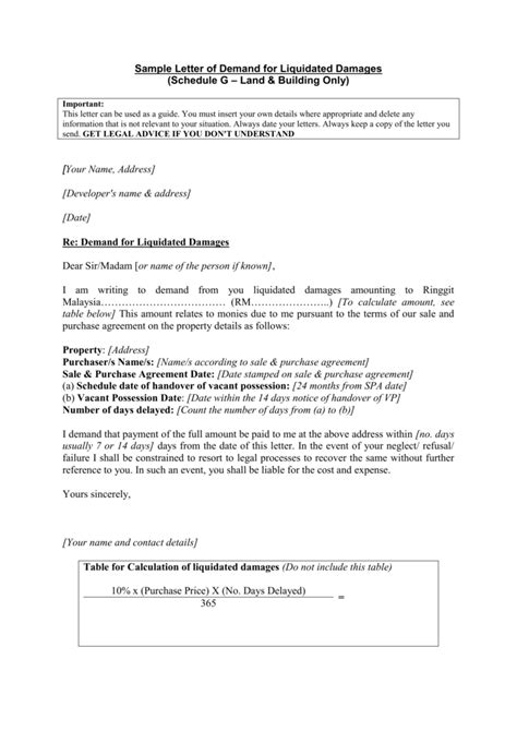 writing a demand letter new writing a demand letter cover letter exles 11233